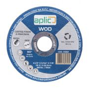 Kit 150 discos de corte inox Aplic esmerilhadeira