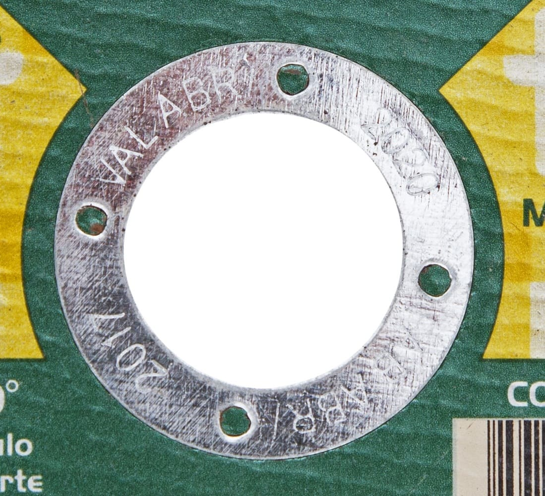 Disco De Corte Inox Industrial 180 X 1.6 X 22,2mm 25 Peças