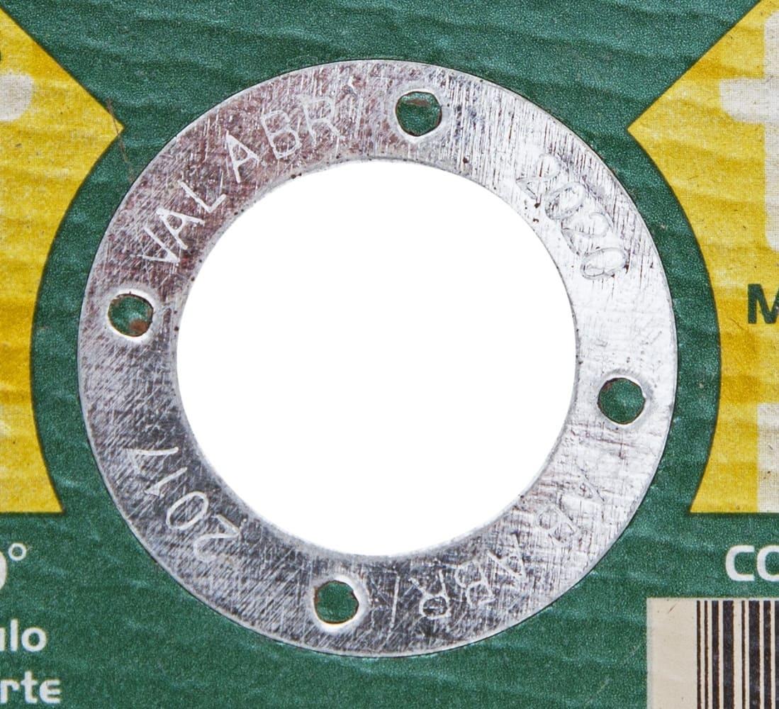 Disco De Corte Inox Industrial 180 X 1.6 X 22,2mm 5 Peças