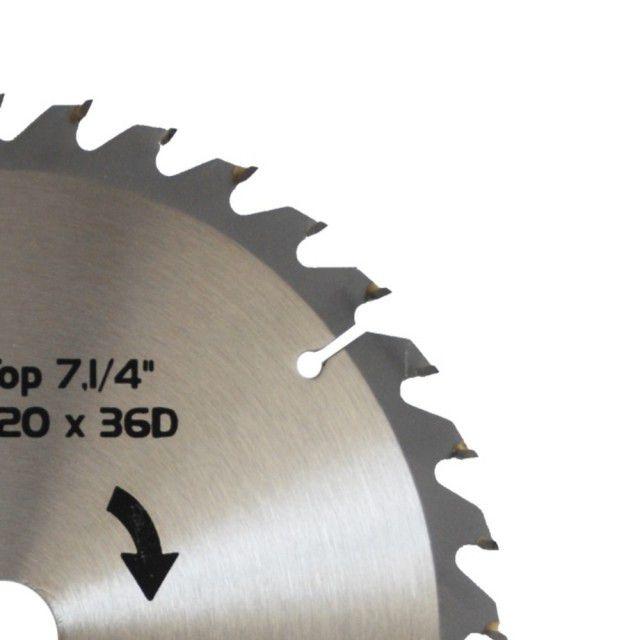 Disco De Serra Circular 185 x 20 36d