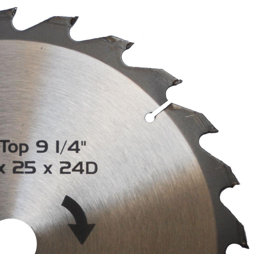 Disco De Serra Circular 235 x 25 x 24d