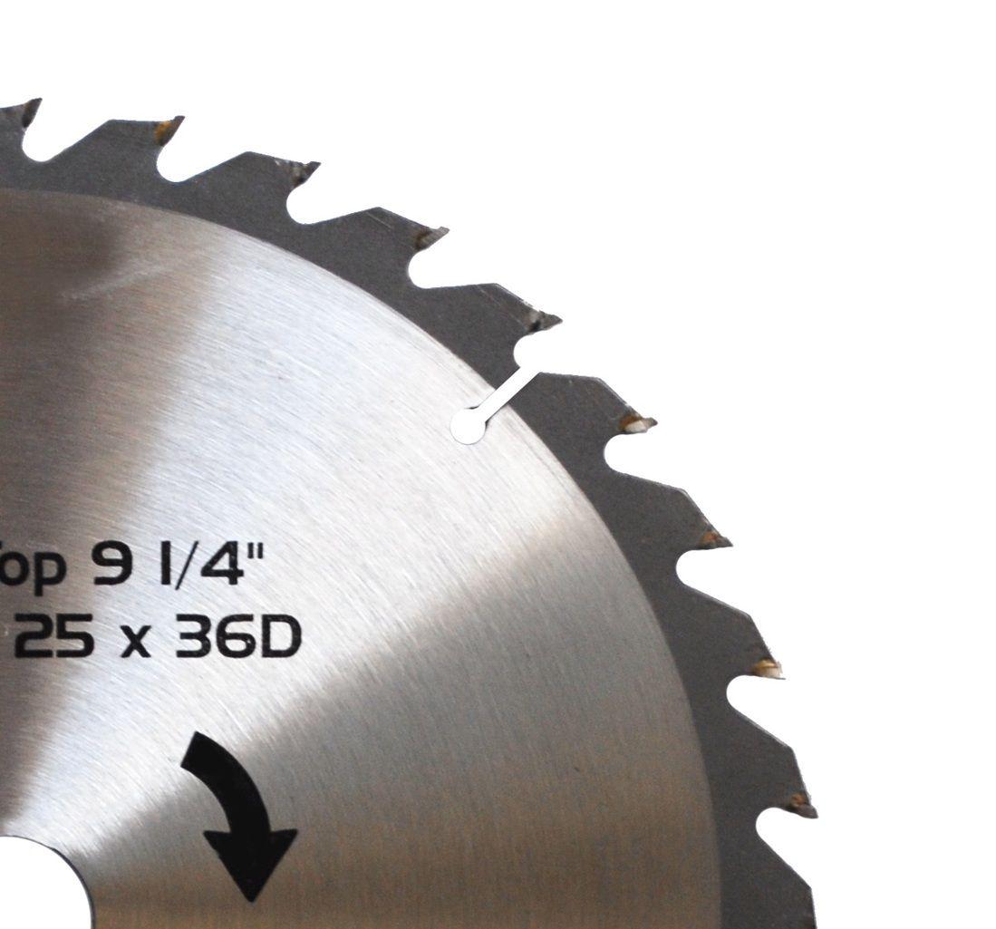 Disco De Serra Circular 235 x 25 x 36d