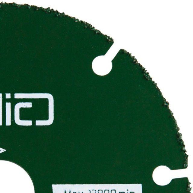 Disco De Serra Para Madeira 110 x 20mm 5 Peças