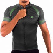 Camisa de Compressão Para Ciclismo Montop Dx3 Masculina