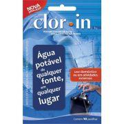 Pastilha Purificadora de Água Clorin 1mg NTK