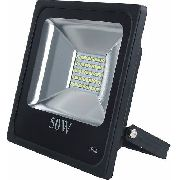 Refletor Holofote Led Flood Light 50w Ip68 Piscinas Jardins