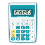 Calculadora Eletronica de mesa Zeta 12 Digitos Pequena ZT886