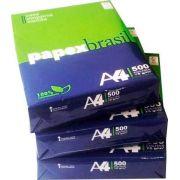 Papel Sulfite A4 Papex Brasil Caixa C/ 4 Resmas 2000 Fls