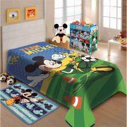 Cobertor Infantil Mickey Futebol Disney Jolitex
