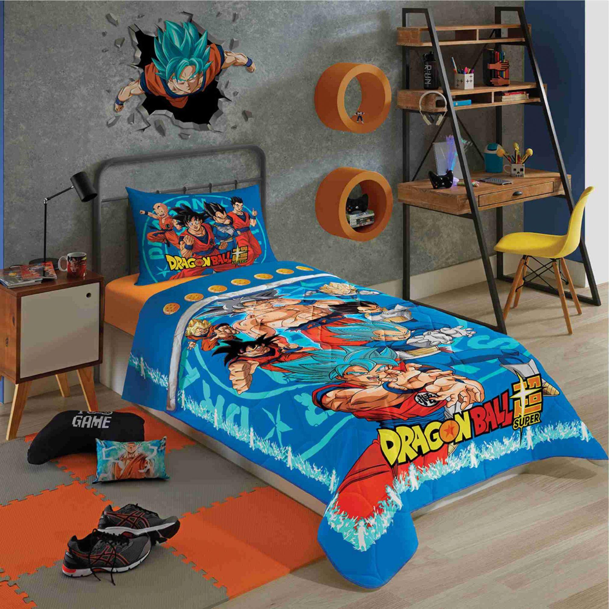Edredom Infantil Dragon Ball Lepper