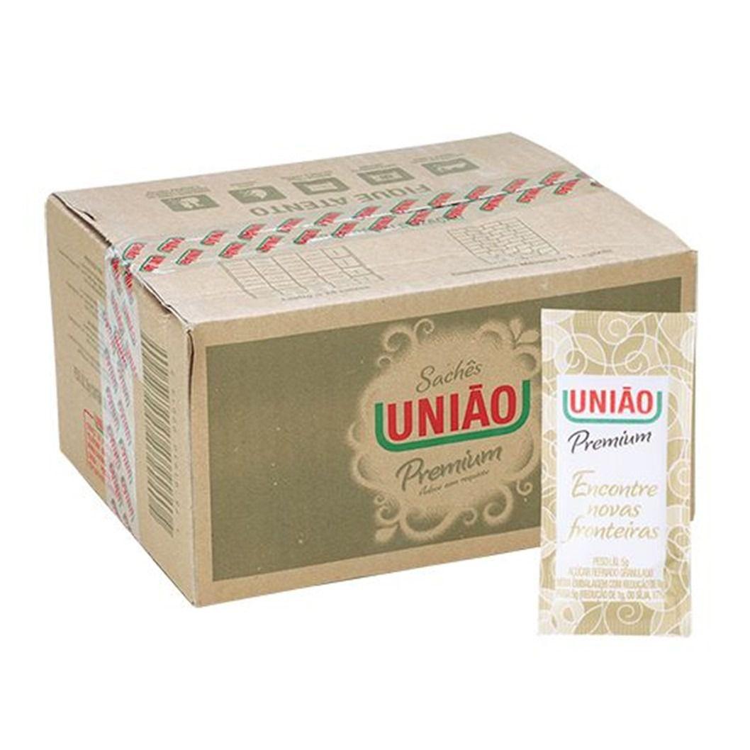 ACUCAR SACHE UNIAO PREMIUM  400X5G