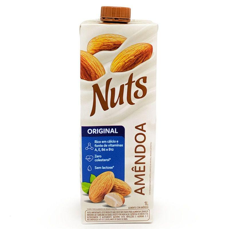 ALIMENTO AMENDOA ORIGINAL NUTS 1L