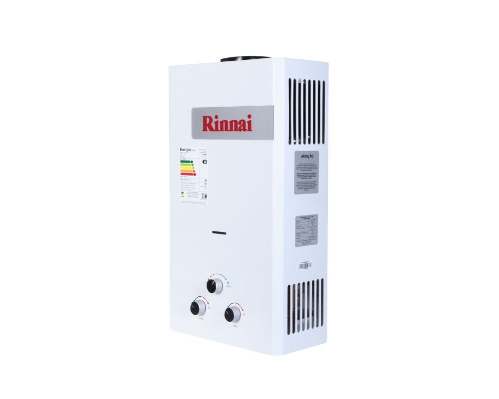 Aquecedor a Gás REU-M150 CFHB- Rinnai - 15 litros