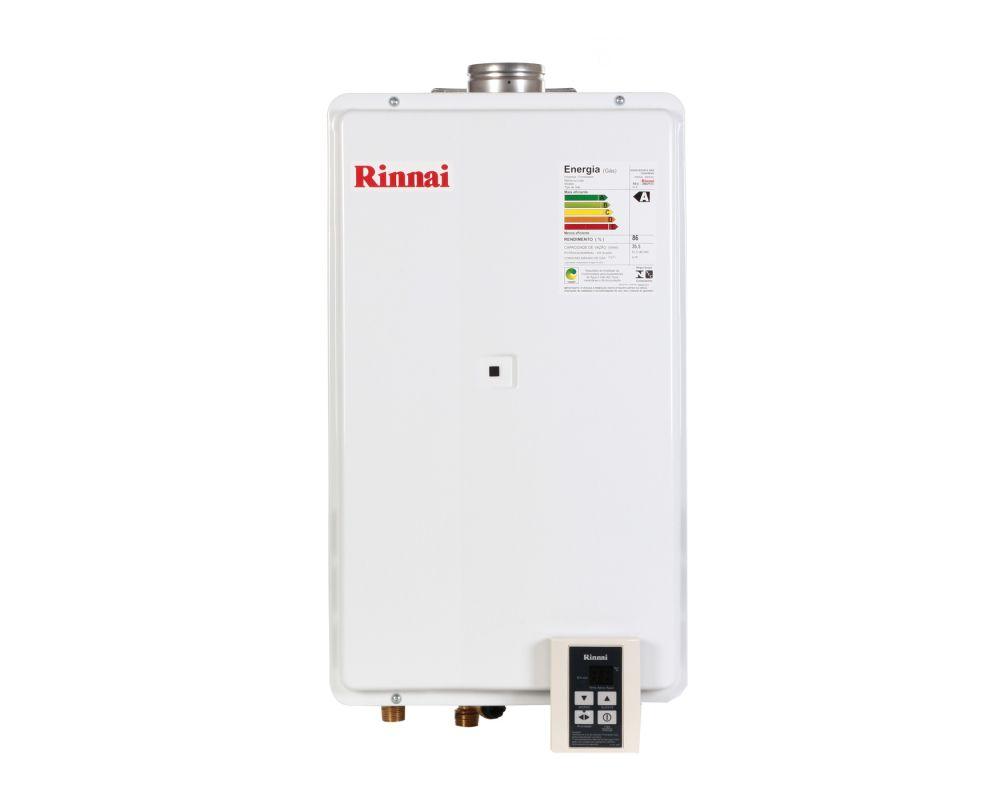 Aquecedor a Gás REU-2802 FEC - Rinnai - 35,5 litros