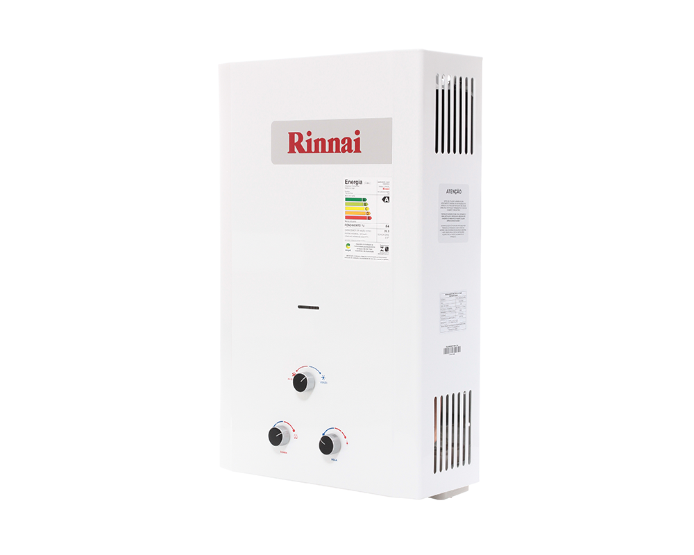 Aquecedor a Gás Rinnai REU-M200 CFHB -  20 litros