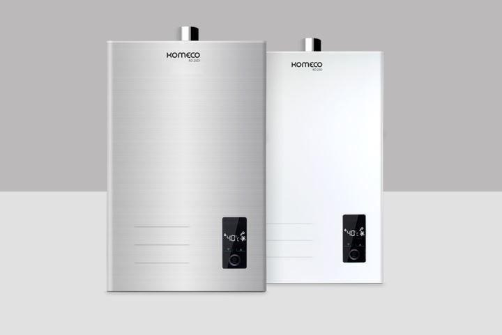 KO 25D - Komeco - 25 litros