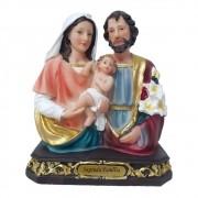 Busto Sagrada Família 13,5cm