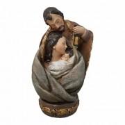 Busto Sagrada Família 17cm
