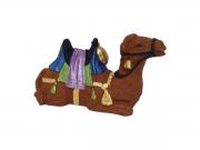 Camelo para Presépio Deitado 5x10cm
