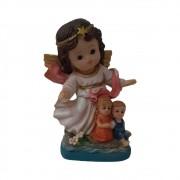 Imagem Anjo da Guarda Infantil 10cm