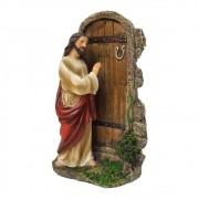 Imagem Jesus Batendo à Porta 21cm