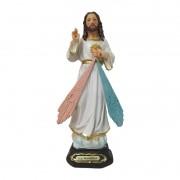 Imagem Jesus Misericordioso 20cm