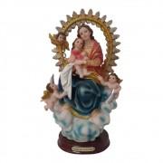 Imagem Nossa Senhora do Rosário 23cm