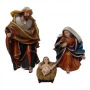 Presépio Sagrada Família 21cm com 3 Peças