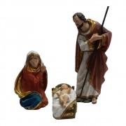 Presépio Sagrada Família 48cm com 3 peças
