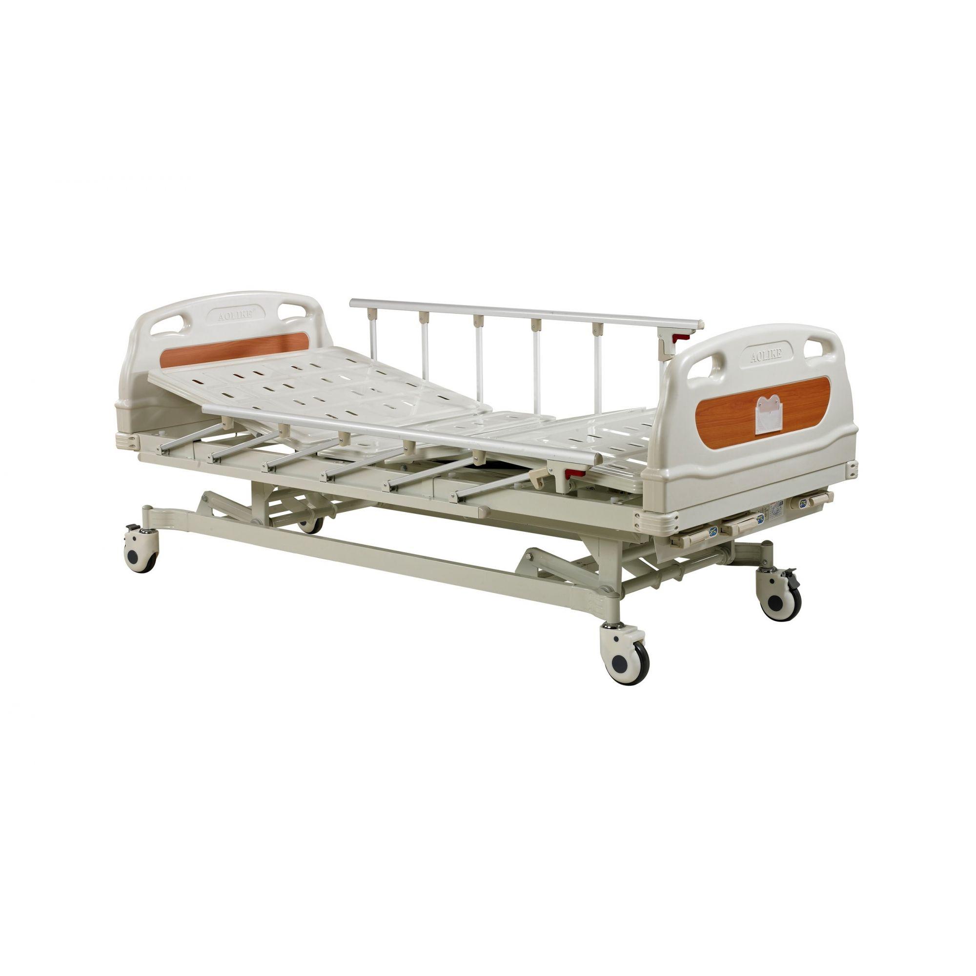 Cama Hospitalar Manual 3 movimentos ALK06 A328P