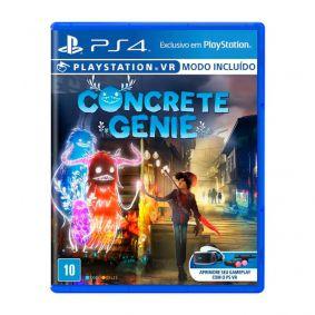 Jogo Concrete Genie - PS4