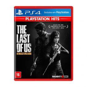 Jogo The Last Of Us: Remasterizado - PS4