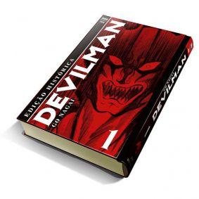 Mangá Devilman: Edição Histórica - Volume 01