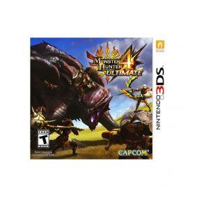 Jogo Monster Hunter 4: Ultimate - Nintendo 3DS