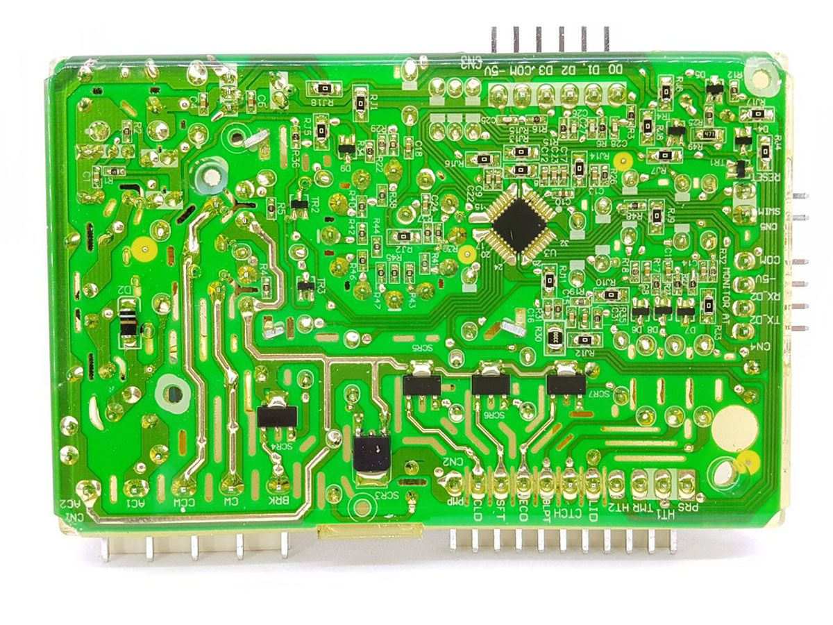 Placa Eletrônica Electrolux Ltc10 70201296 Original Bivolt