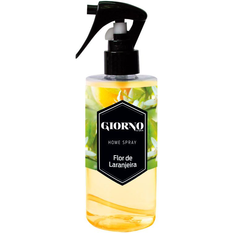 Home Spray Flor de Laranjeira 250ml - Giorno