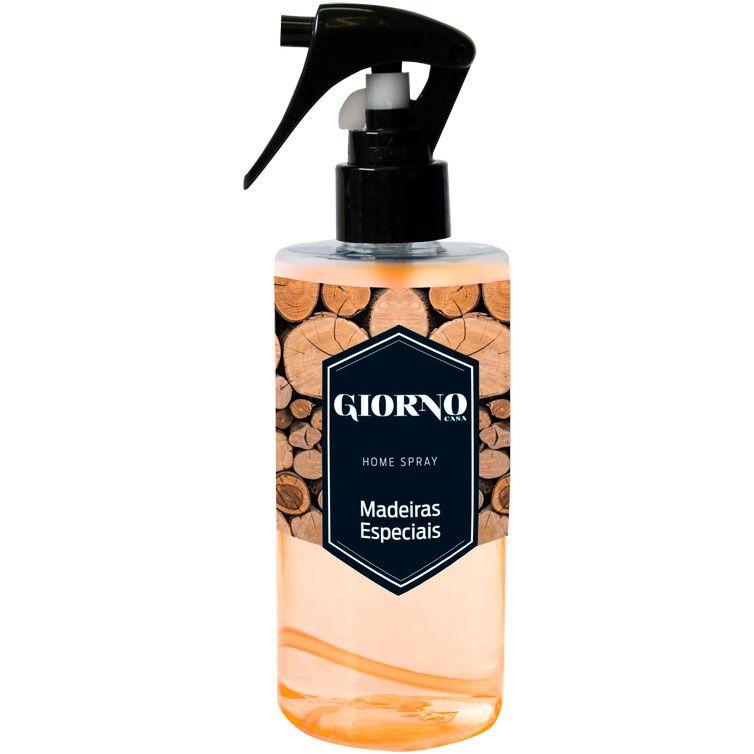 Home Spray Madeiras Especiais 250ml - Giorno