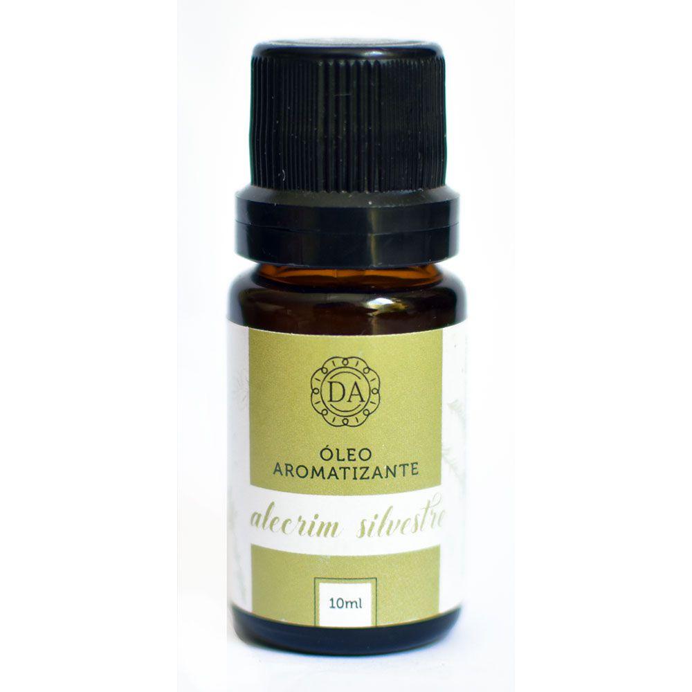 Óleo Essencial 10ml Alecrim Silvestre - Dolcce Aroma