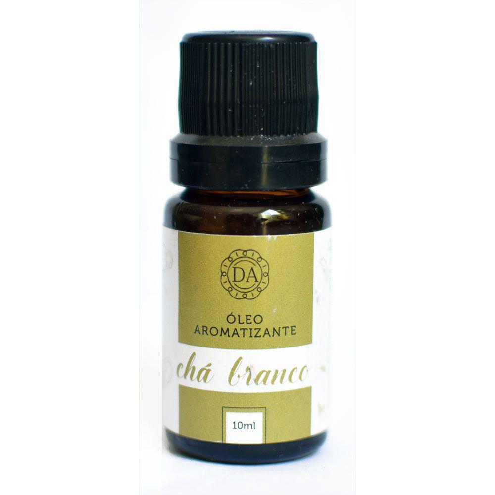 Óleo Essencial 10ml Chá Branco - Dolcce Aroma