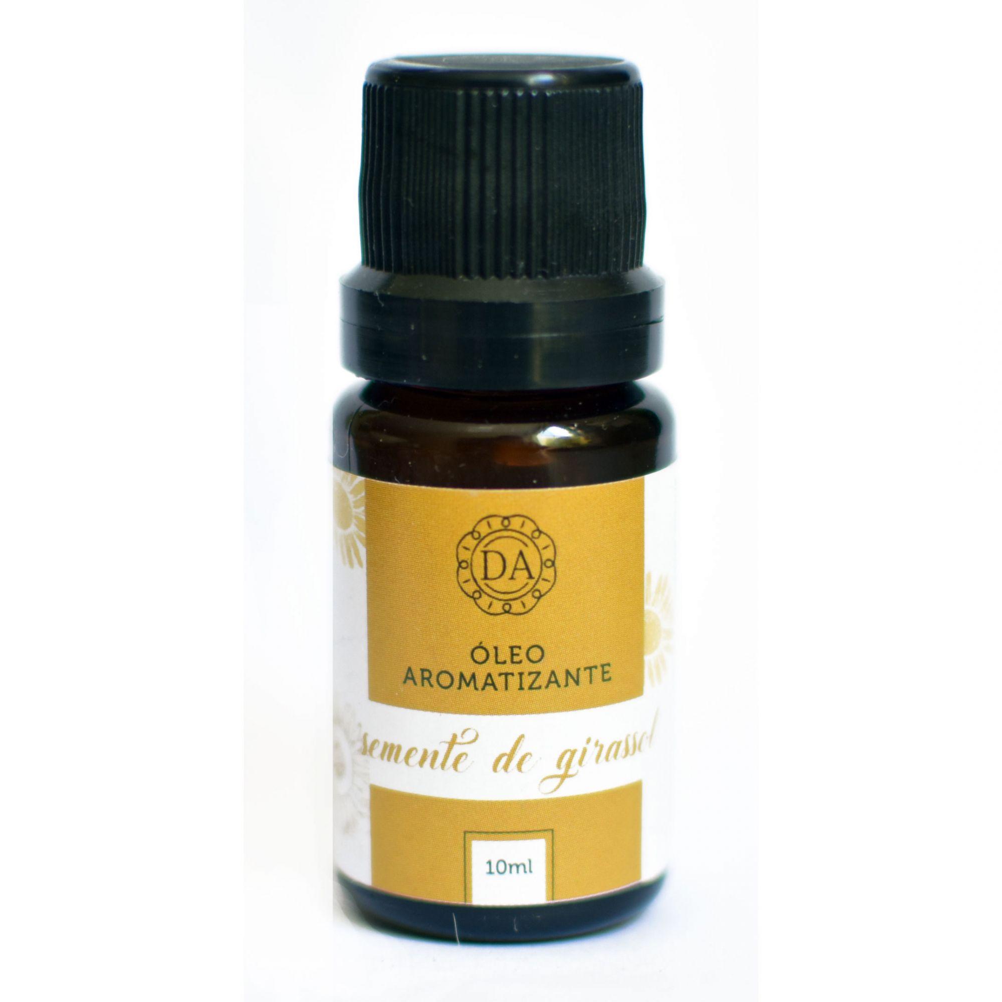 Óleo Essencial 10ml Semente de Girassol - Dolcce Aroma