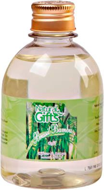 Refil 250ml Brasil Bambu - Natural Gifts