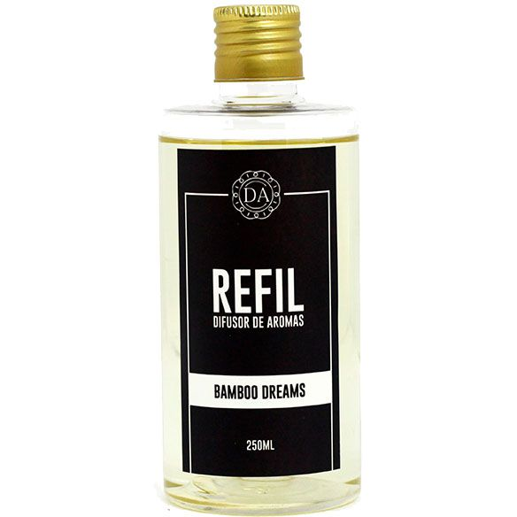 Refil Difusor de Aromas 250ml Bamboo Dreams - Dolcce Aroma