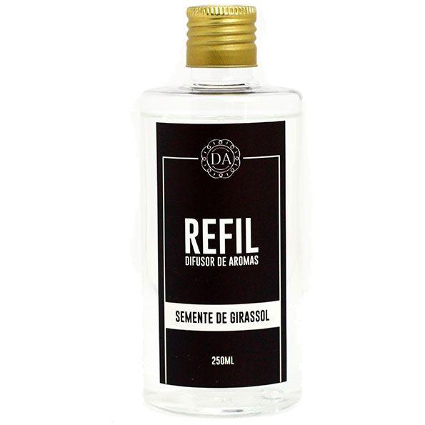 Refil Difusor de Aromas 250ml Semente de Girassol - Dolcce Aroma