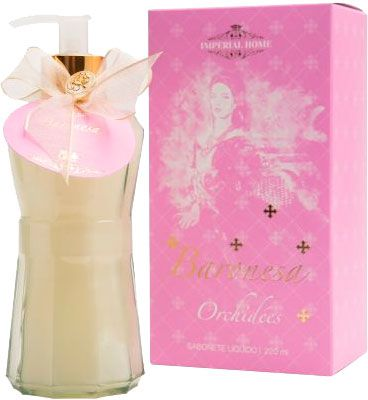Sabonete Líquido Imperial Home 220ml Baronesa - Natural Gifts