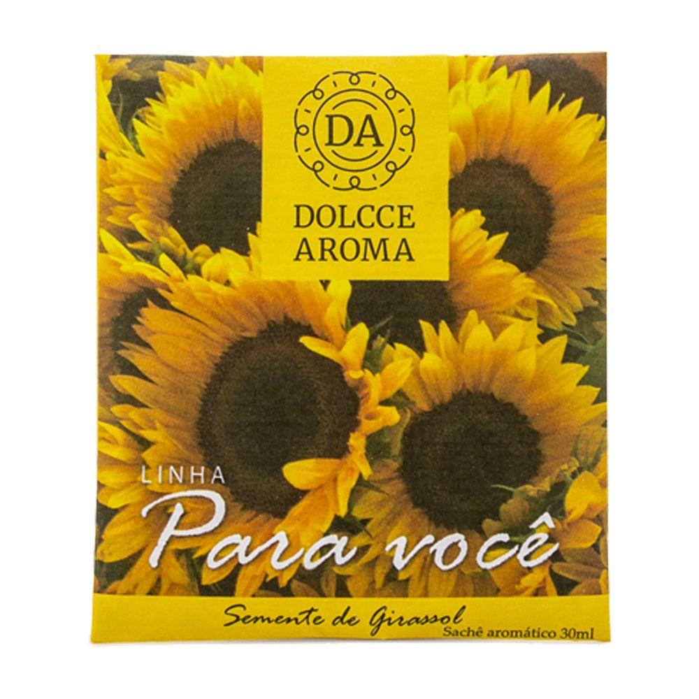 Sachê Aromatizante Girassol 30g - Dolcce Aroma