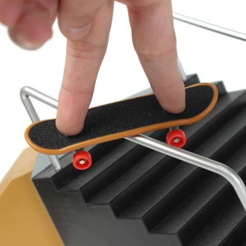 Skate De Dedo & Acessórios X-treme - Ark Toys