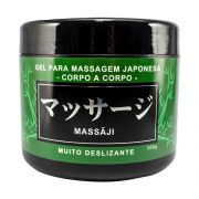 Massaji Gel Massagem Nuru Deslizante 500g Hot Flowers