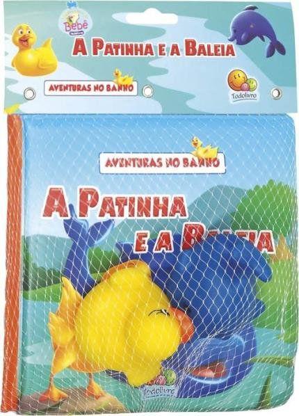 Livro infantil aventuras no banho com bichinhos Todo Livro