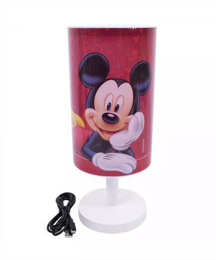 Luminária Abajur Mickey Mouse linda - Promoção