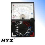 Multímetro Analógico Com Alerta Sonoro Completo HYX